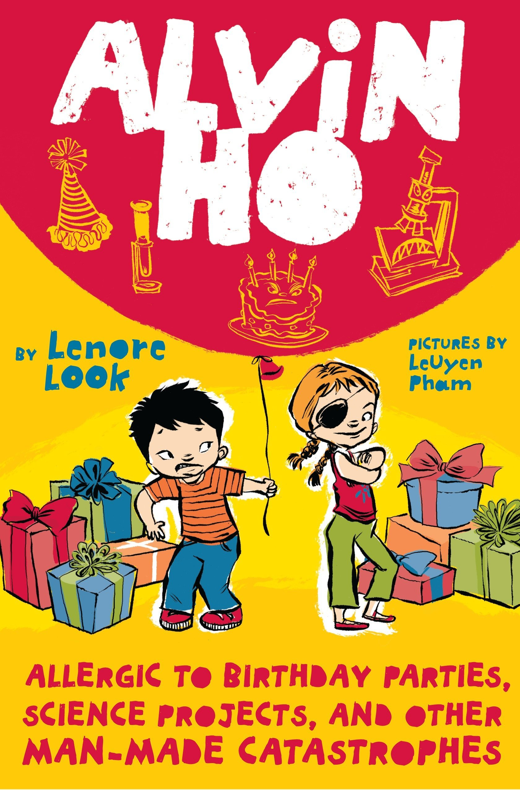 Download Alvin Ho: Allergic to Birthday Parties, Science Projects, and Other Man-made Catastrophes PDF