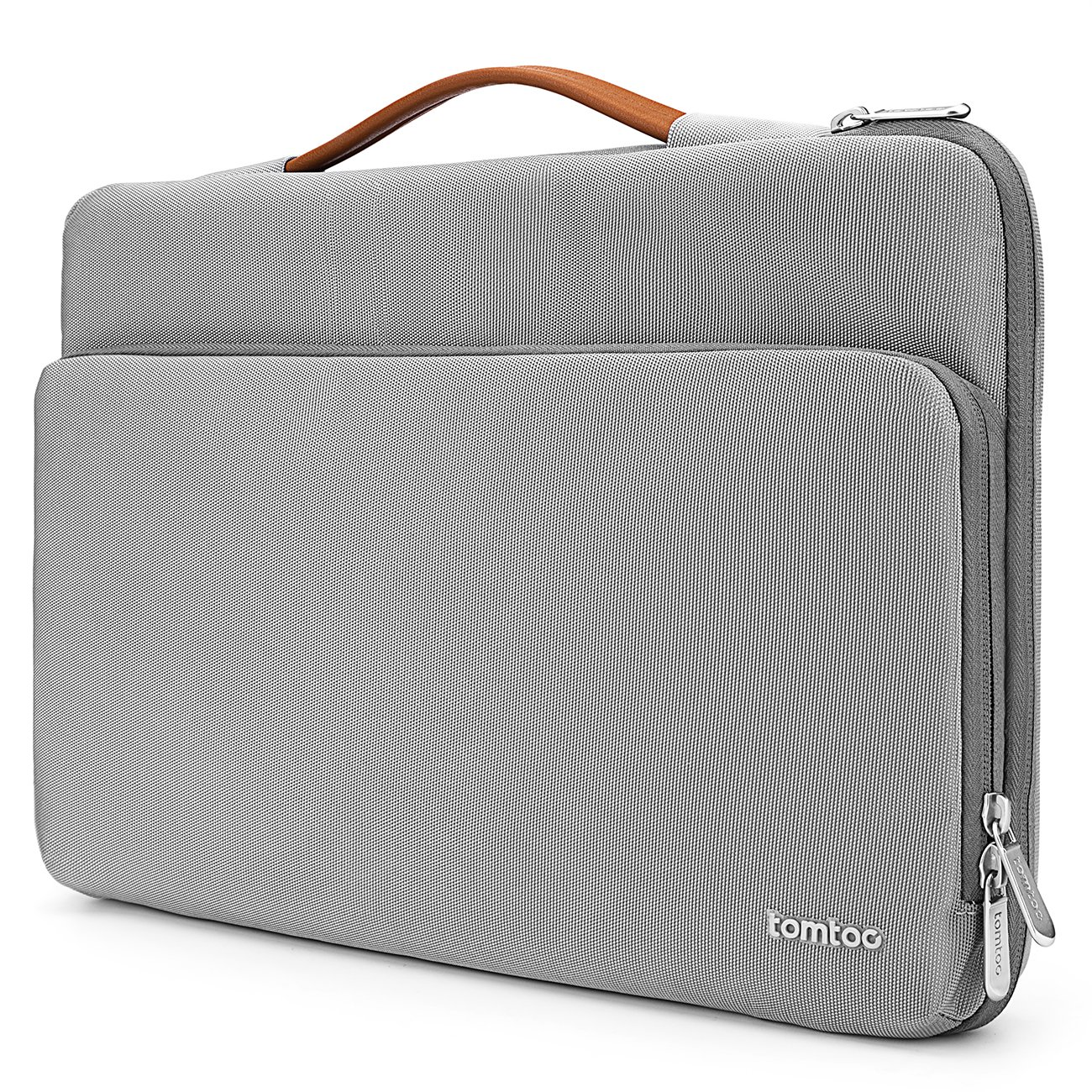 tomtoc 360° Protective Laptop Sleeve Case for 13.3-13.5 Inch MacBook Air | MacBook Pro Retina 2012-2015 | 13.5 Surface Book 2 2017 | Surface Laptop | HP Dell Acer Samsung Chromebook Tablet A14-C026