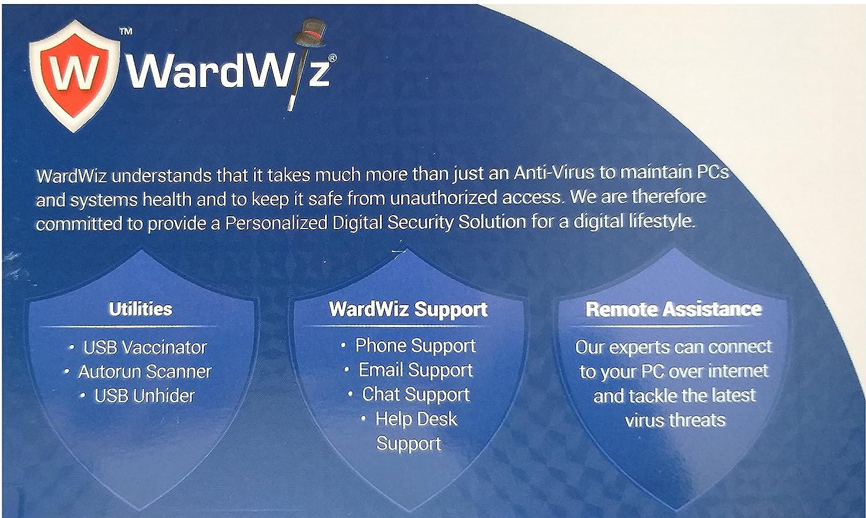 WardWiz Essential Pack (1 PC 1 Year)