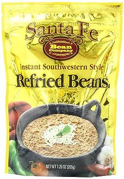 Santa Fe Bean Instant Southwestern Refried Beans