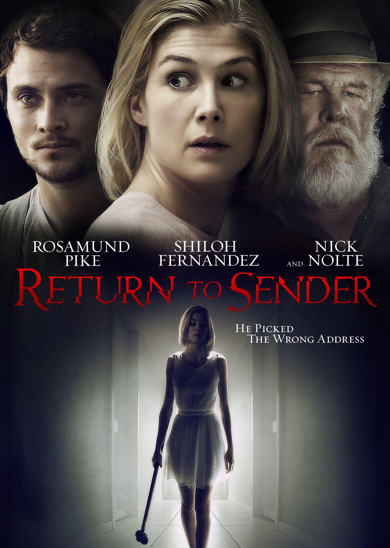 DVD : Return to Sender (DVD)