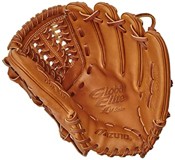 c662de4703f9 Mizuno GGE51V Global Elite VOP Right Handed Throw Baseball Fielders Mitt,  Caramel, 11.75-