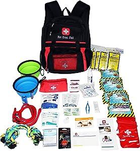 Premium Big Dog Emergency Survival Kit - 72 Hours