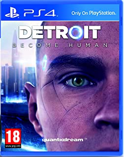 Detroit Become Human (PS4): Amazon co uk: PC & Video Games