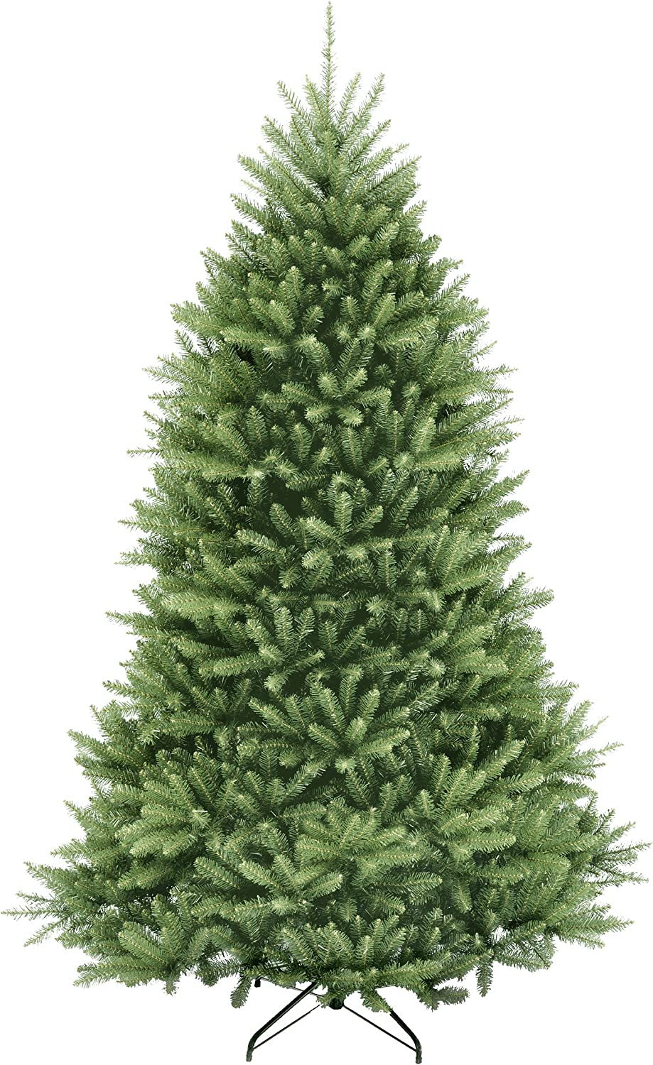 National Tree 6.5 Foot Dunhill Fir Tree, Hinged (DUH-65)
