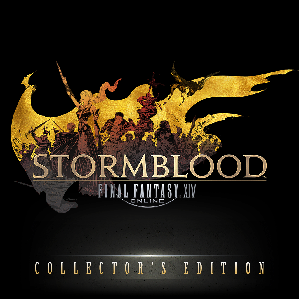 : Final Fantasy XIV: Stormblood Collector's Edition [Online Game Code]