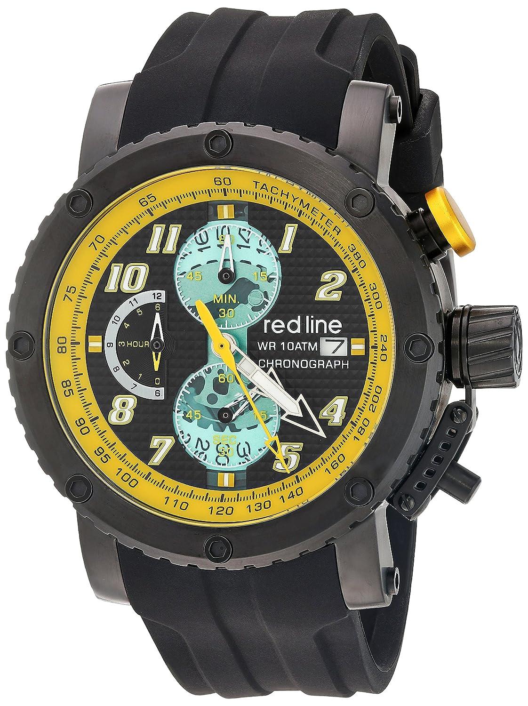 Redline Herren-Armbanduhr RL-308C-BB-01-YA