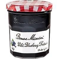 Bonne Maman巧婆婆野生蓝莓果酱370g(法国进口)