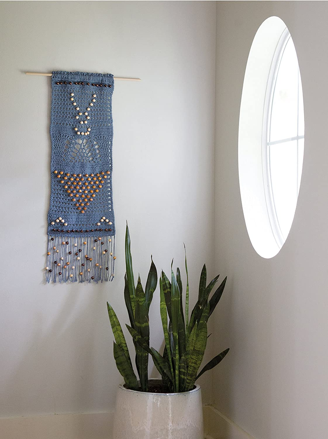 Leisure Arts 7253 Wall Hangings Bk None