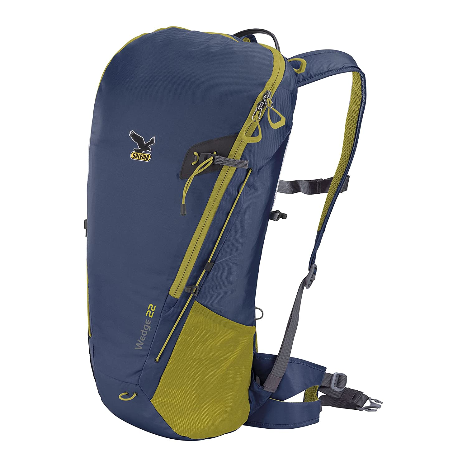 SALEWA Wanderrucksack Wedge 22 - Mochila, color deep blue, talla 57 x 30 x 2 cm: Amazon.es: Deportes y aire libre