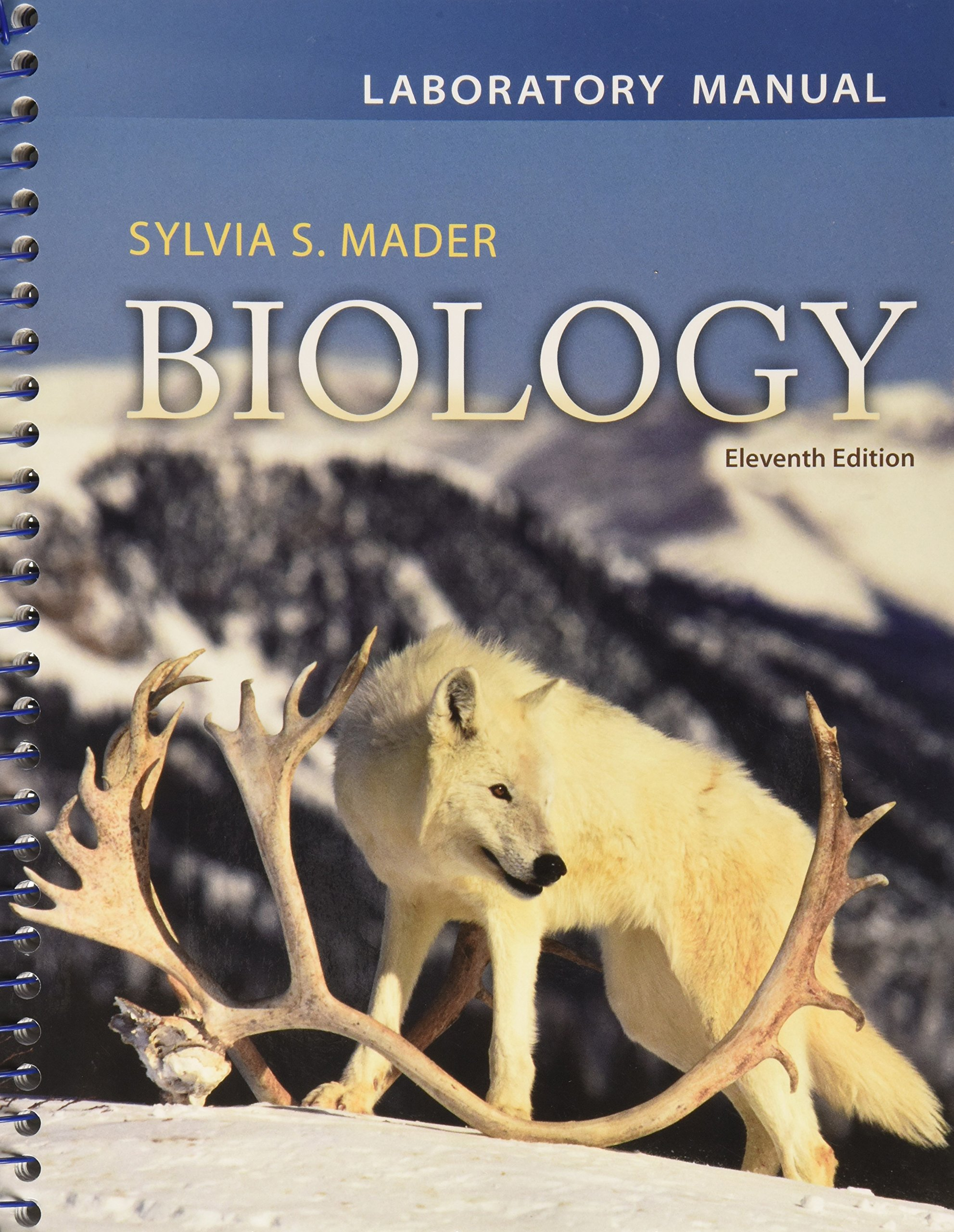 Lab Manual for Biology [Spiral-bound]: aa: 9780077479718: Amazon.com: Books