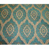 Marina Oval Chenille Upholstery Drapery Fabric By the Yard 57