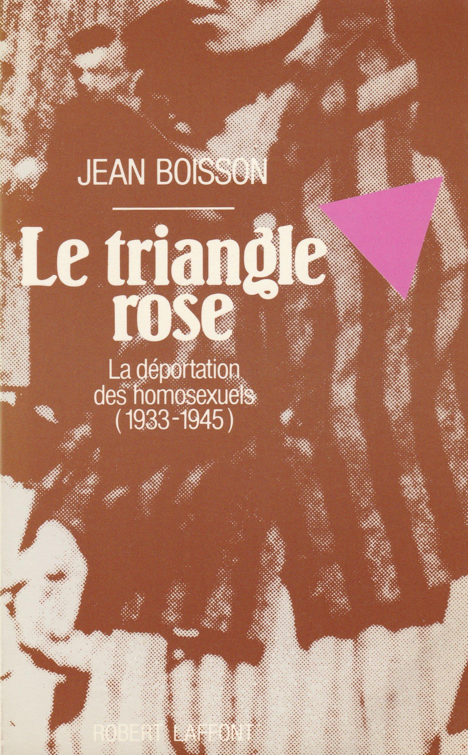 TRIANGLE ROSE Broché – 23 décembre 1987 JEAN BOISSON ROBERT LAFFONT 2221055187 Affaires