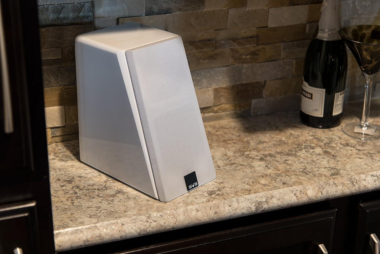 Piano Gloss Black SVS Prime Elevation Speaker Pair