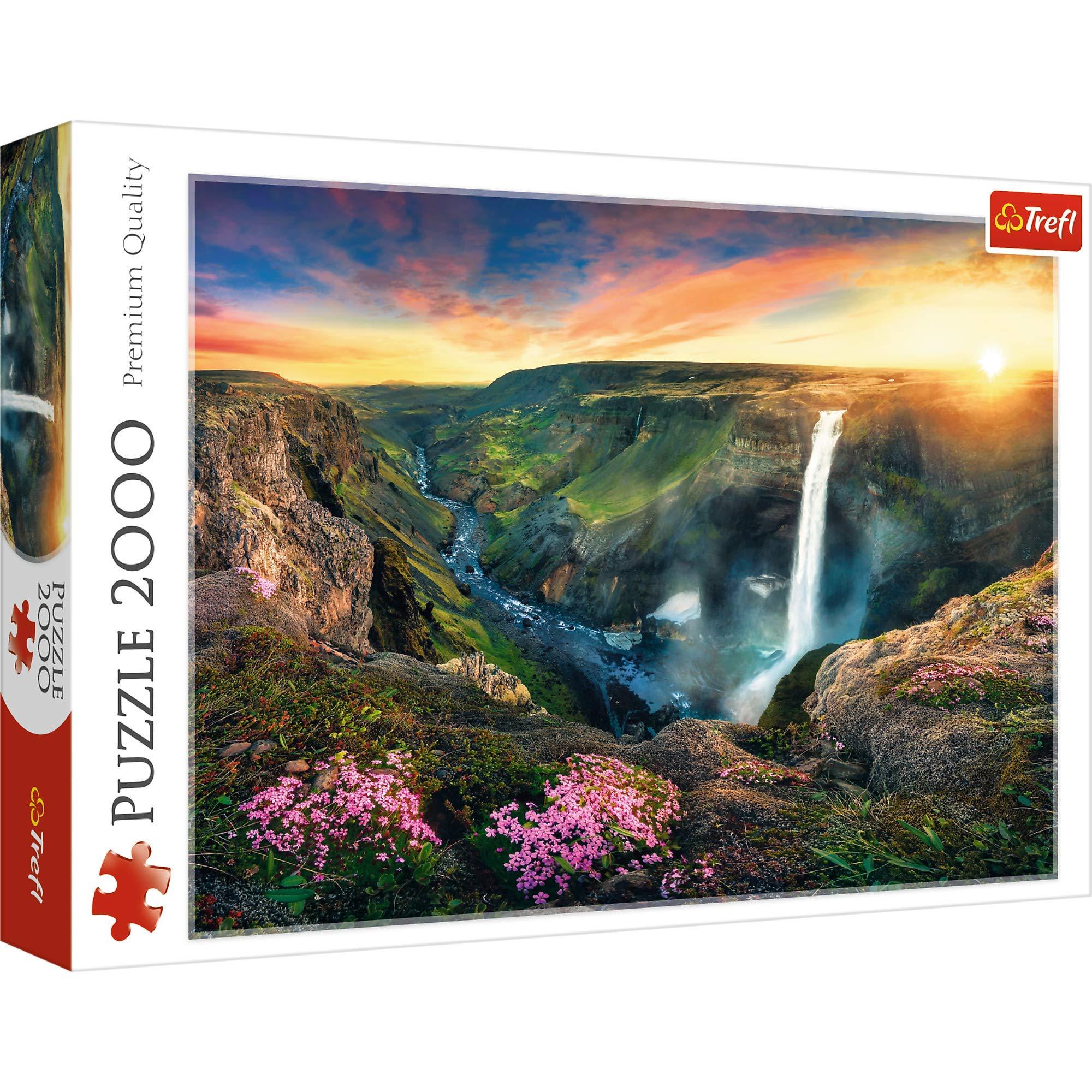 Clementoni 32561 Clementoni-32561 Collection-Fascination with Matterhorn-2000 Pieces Multi-Colour