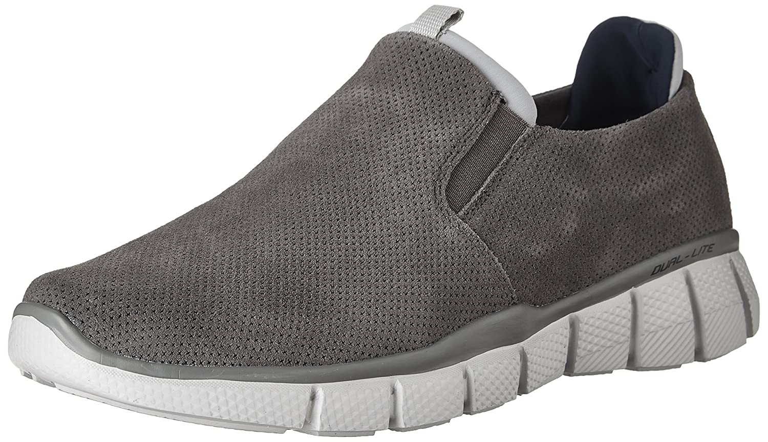 Skechers 51545 Herren Slipper  395 EU D(M)  |Anthrazit