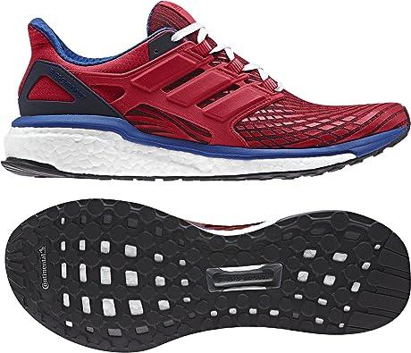 adidas Energy Boost M, Zapatillas de Deporte para Hombre, (Escarl ...