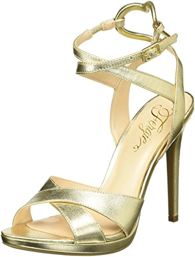 569009abe93 Fergie Women s Naima Pump Sunny Gold 5 ...