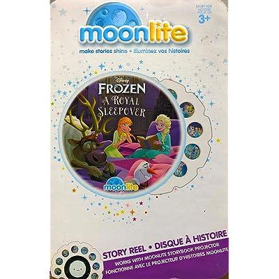 Moonlite MNL ACS StRl Frozen GBL: Toys & Games
