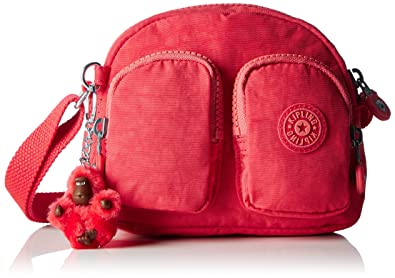 3f9bc46b7 Kipling Kalipe Extra Small Shoulderbag Happy Red Mix: Handbags ...