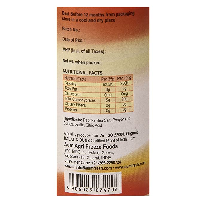 aumfresh fish sea food s seasoning 100 pure natural 40 gm amazon in grocery gourmet foods