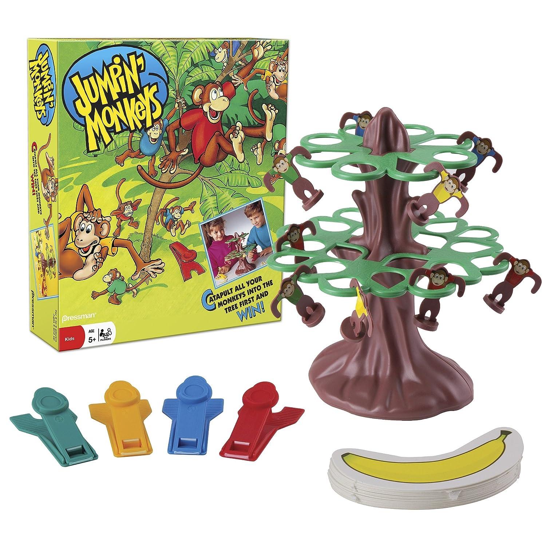 Amazon.com: Jumpin Monkeys: Toys & Games