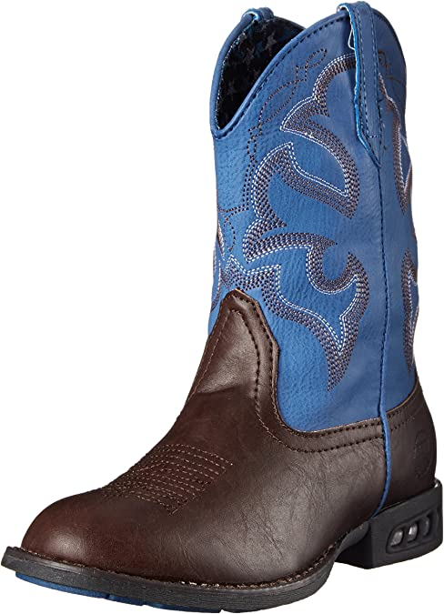 Kids Lacy Boots,Roper