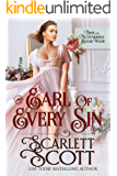 Earl of Every Sin (Sins and Scoundrels Book 4)