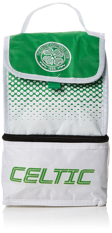 Celtic FC Official Football Fade Design Lunch Bag UTBS529_1