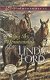 Big Sky Homecoming (Montana Marriages Book 3)