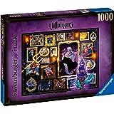 Ravensburger 1500274 Puzzel Villainous Ursula - Legpuzzel - 1000 Stukjes