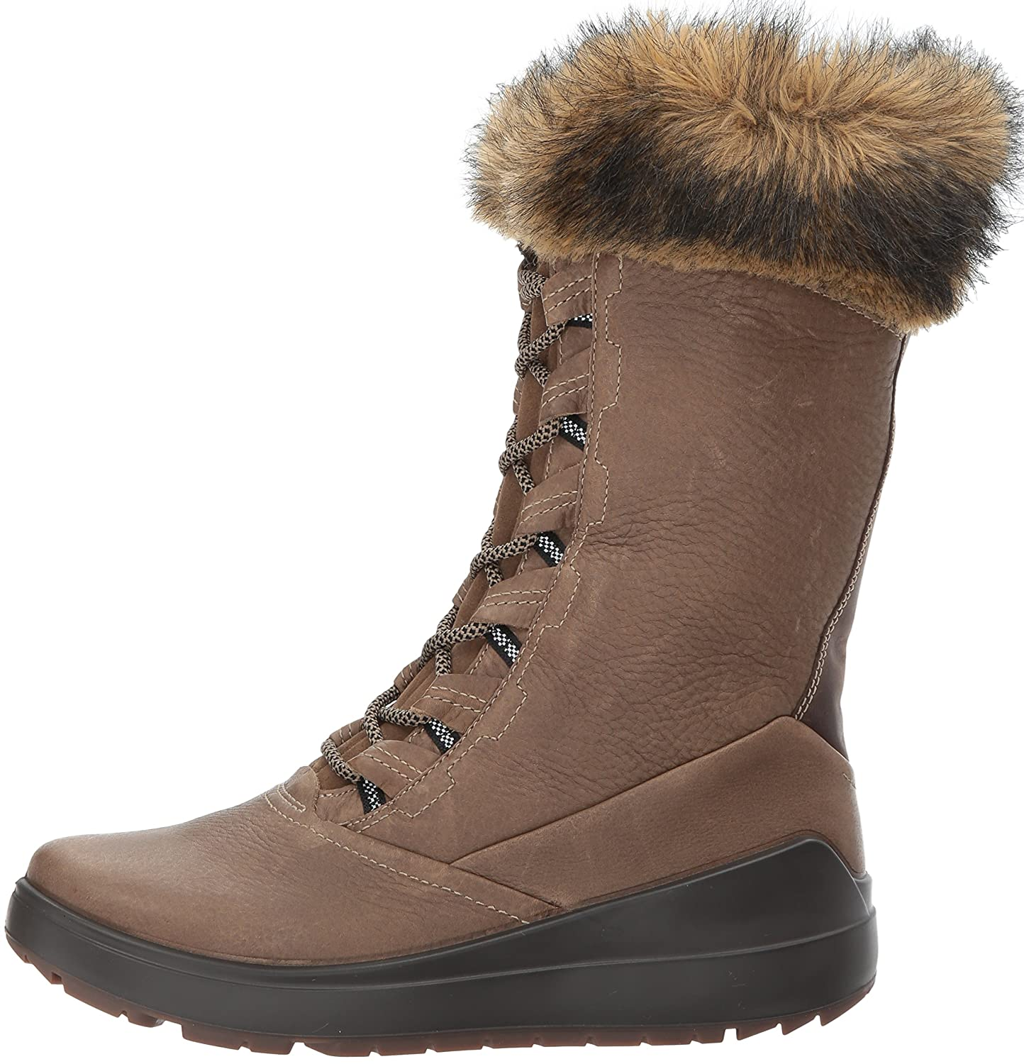 78b81fcfab ECCO Shoes Womens Noyce Tall Winter Boot Snow Boots