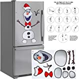 Wow! Imagination Large 32-Inch Magnet Animated Figure Snowman Creative Set