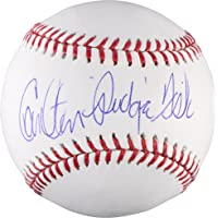 "$127 » Carlton Fisk Boston Red Sox Autographed Baseball with""Pudge"" Inscription - Fanatics Authentic Certified"