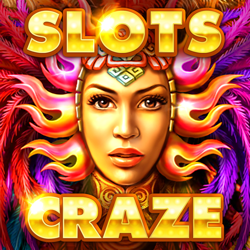Slots Craze - Free Casino Slot Machine]()