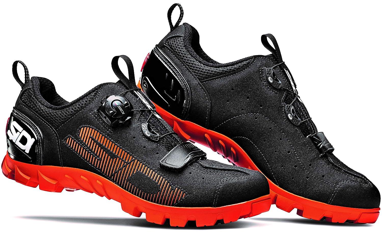 SIDI SD15 47, Black//Orange