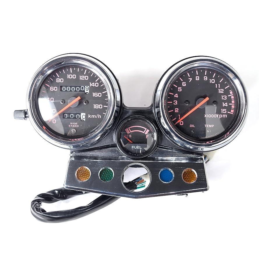 洗練複雑コロニーDolity 316Lステンレススチール マリン ボート 車用 デジタル GPS 速度計 ゲージ 0-9900knot 9-32VDC 全2色 - クロム