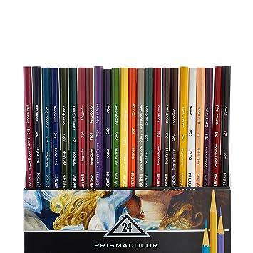 Prismacolor Premier Verithin 24 darabos színes ceruza készlet