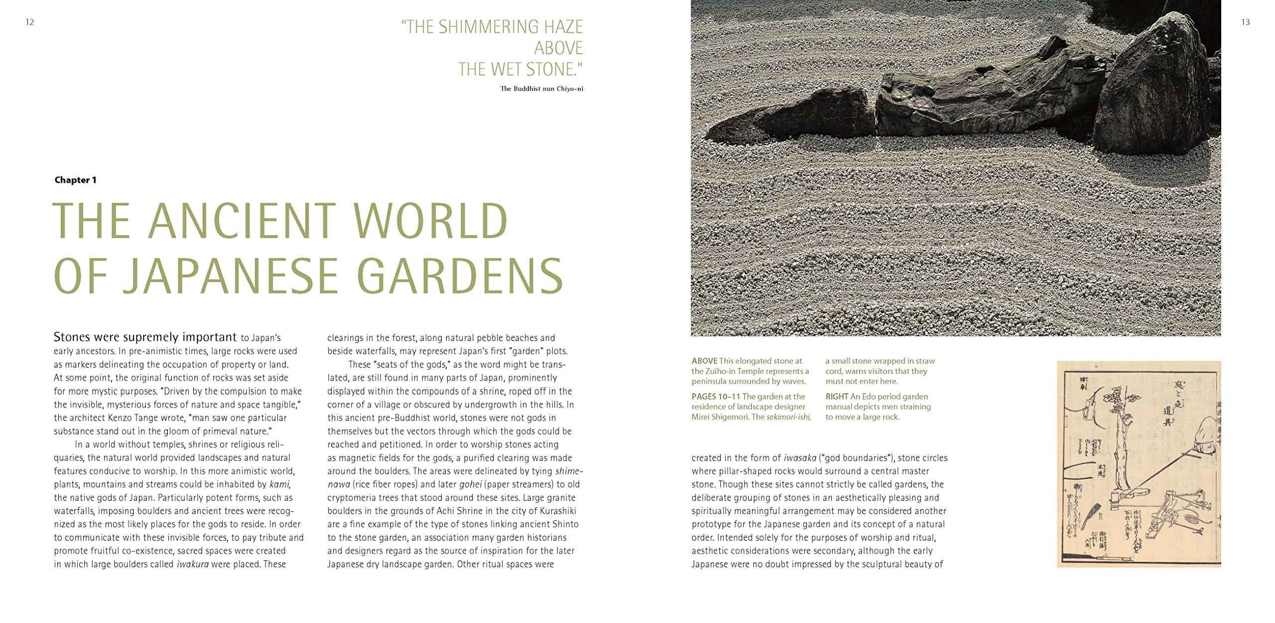 Amazon.com: Japanese Stone Gardens: Origins, Meaning & Form ... on