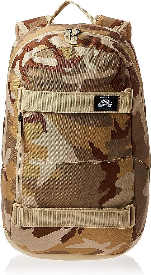 Nike Ba6111 Rucksack 45 Centimeters 20 Mehrfarbig (Desert CamoDesert CamoDesert Camo)