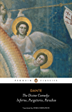 The Divine Comedy: Inferno, Purgatorio, Paradiso (Penguin Classics)