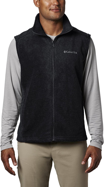 Columbia Mens Steens Mountain Full Zip Soft Fleece Vest