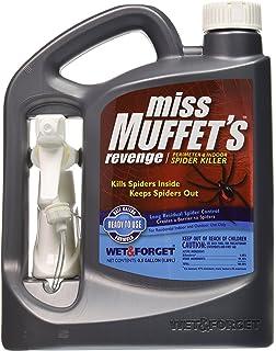 WET & FORGET Miss Muffets Revenge Spider Killer, ...