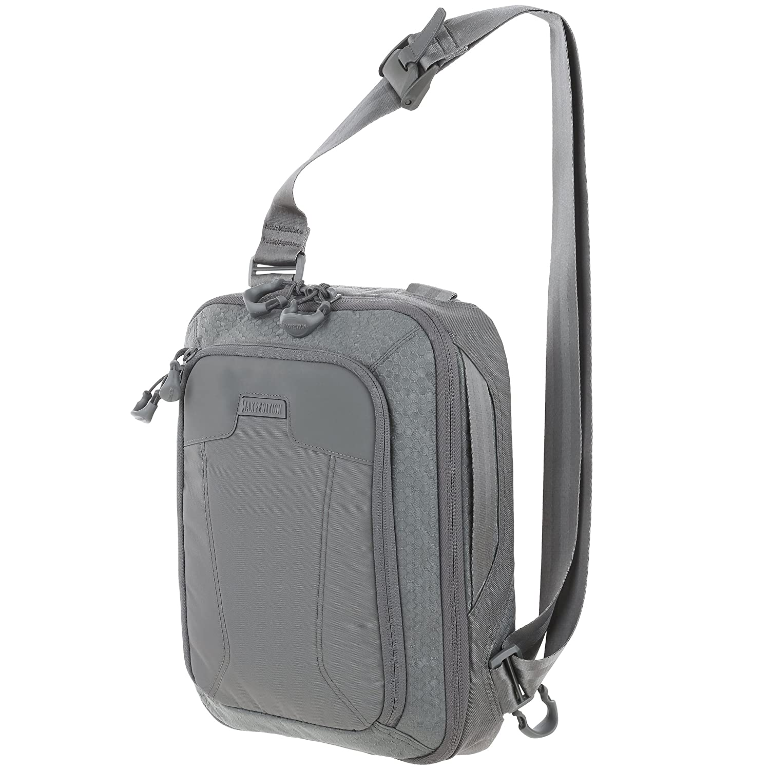 Maxpedition Mini Valence Tech Sling Pack 7L Gray