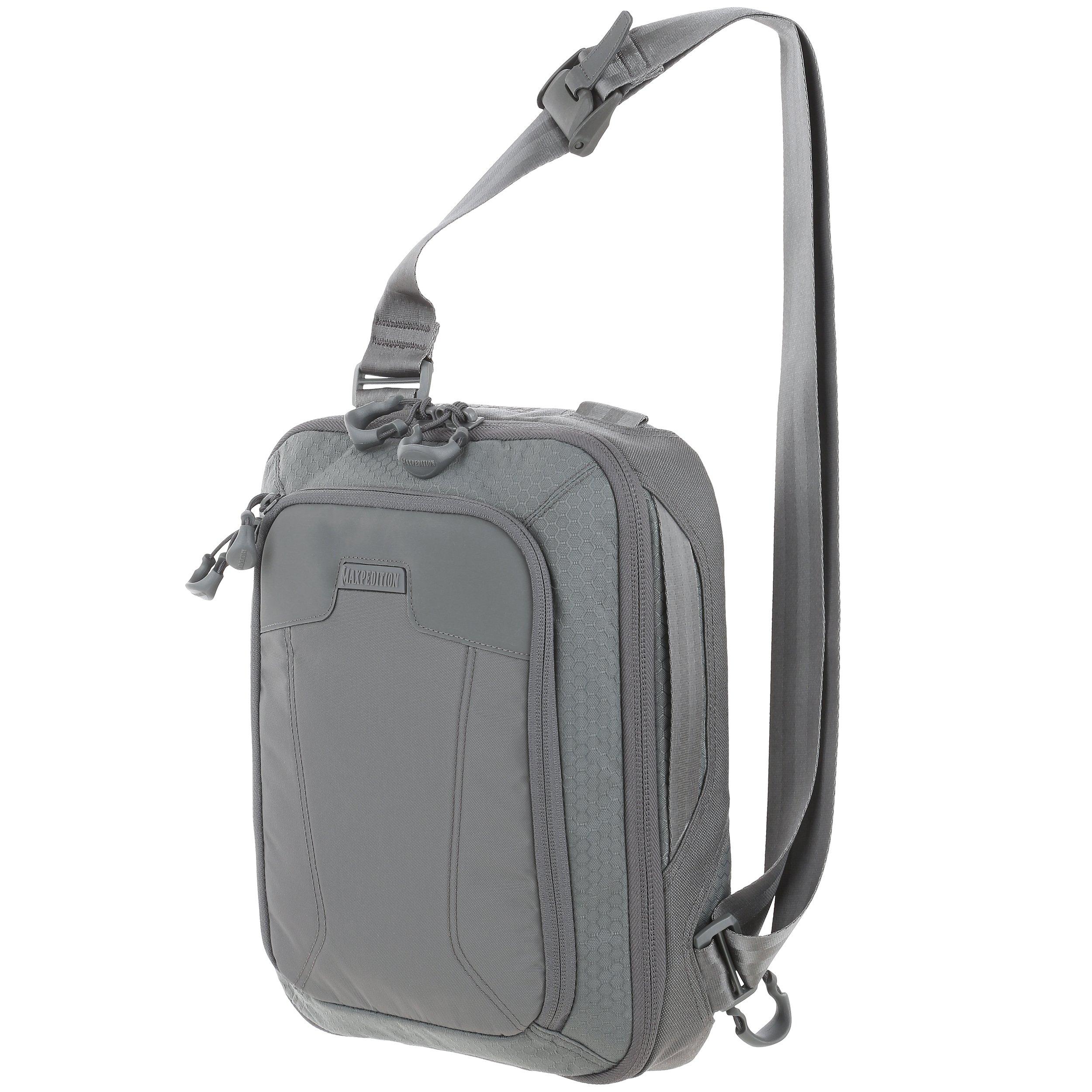 Maxpedition Mini Valence Tech Sling Pack 7L Gray