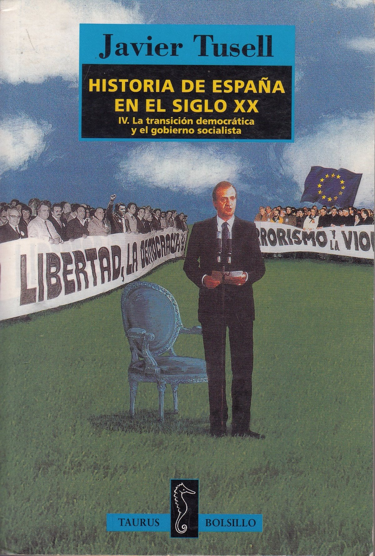 Historia de España en el siglo XX,vol. IV: Amazon.es: Tusell, Javier: Libros