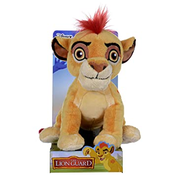 The Lion Guard León de Peluche Kion (Multicolor)