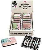 Fashioncraft Travel Themed Manicure Set