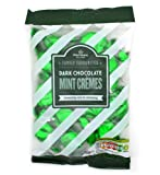 Morrisons Dark Chocolate Mint Crèmes, 155g