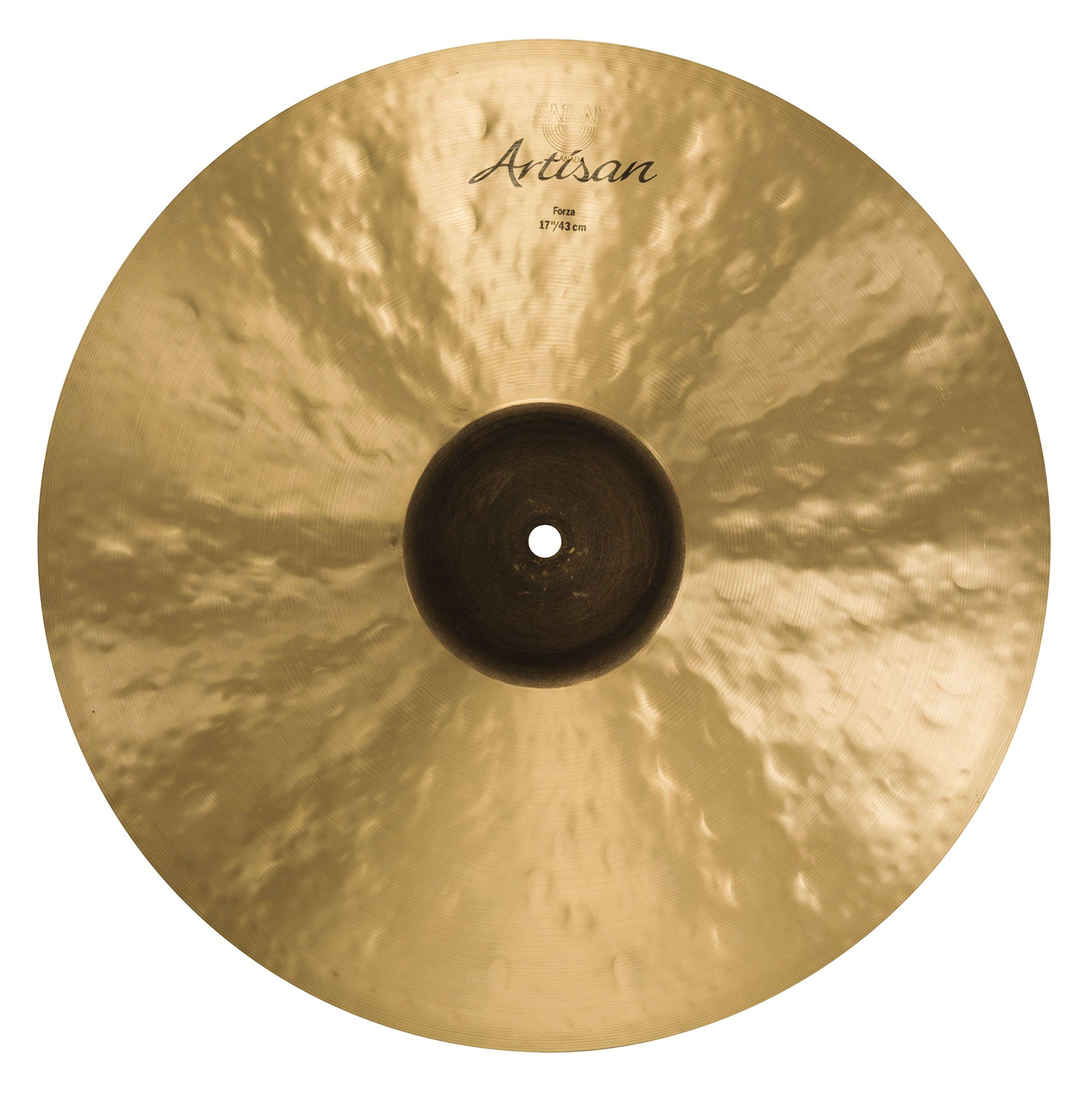 Sabian A1755F 17'' Artisan Forza Cymbal by Sabian (Image #1)